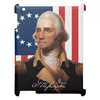 ジョージ・ワシントンのiPadの場合 iPad Case