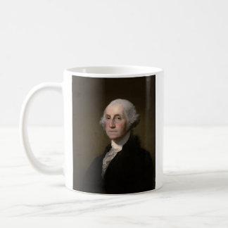 ジョージ・ワシントン大統領の署名のマグ コーヒーマグカップ