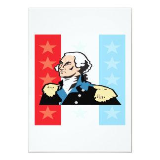 ジョージ・ワシントン カード