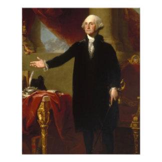 ジョージ・ワシントン チラシ