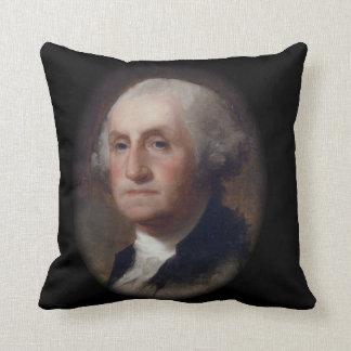 ジョージ・ワシントン-トマスSulley (1820年) クッション