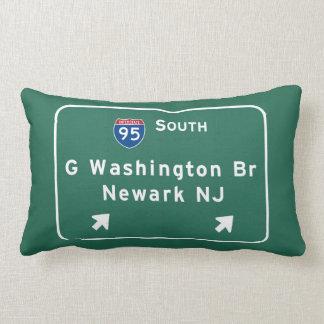 ジョージ・ワシントン・ブリッジ州連帯I-95ニュアークNJ ランバークッション