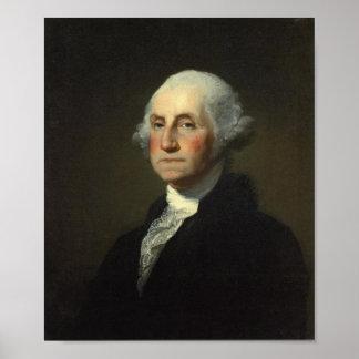 ジョージ・ワシントン ポスター