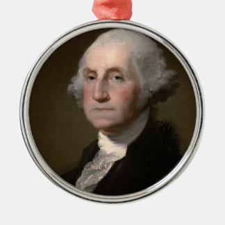 ジョージ・ワシントン メタルオーナメント