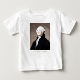 ジョージ・ワシントン、Esq。 1798年 ベビーTシャツ