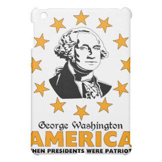 ジョージ・ワシントン iPad MINI CASE
