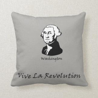 ジョージ・ワシントン- ViveのLaの改革 クッション