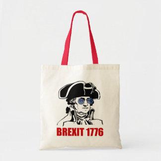 ジョージ・ワシントンBrexit 1776年のEUはサングラスに印を付けます トートバッグ