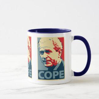 ジョージ・w・ブッシュ-対処して下さい: OHPのマグ マグカップ
