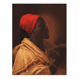 ジョージDeBaptiste (1870年)著Toussaint L'Ouverture ポストカード