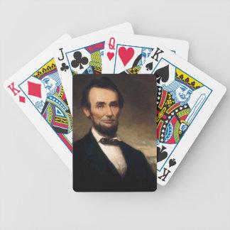 ジョージHの物語によるエイブラハム・リンカーン バイスクルトランプ