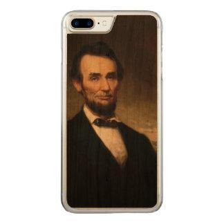 ジョージHの物語によるエイブラハム・リンカーン CARVED iPhone 8 PLUS/7 PLUS ケース
