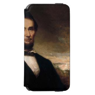 ジョージHの物語によるエイブラハム・リンカーン INCIPIO WATSON™ iPhone 6 ウォレットケース