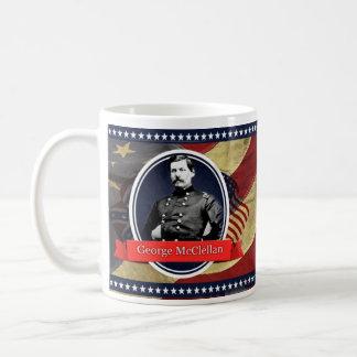 ジョージMcClellanの歴史的マグ コーヒーマグカップ