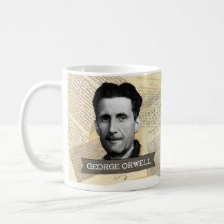 ジョージOrwellの歴史的マグ コーヒーマグカップ