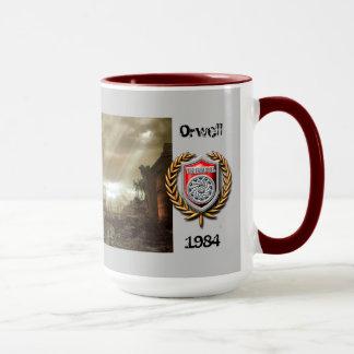 ジョージOrwell 1984年 マグカップ
