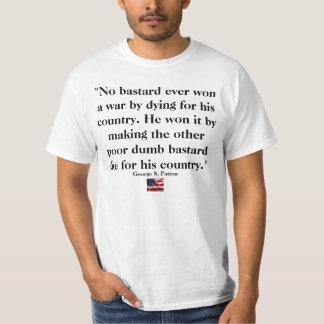 ジョージS. Patton Tシャツ