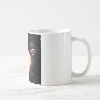 ジョージStubbs著水スパニエル犬 コーヒーマグカップ