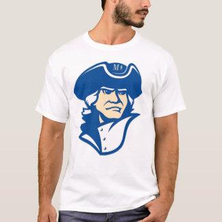 ジョージT -白い Tシャツ