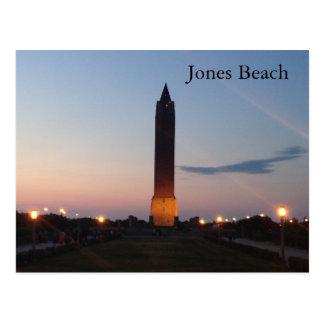 ジョーンズのビーチ ポストカード