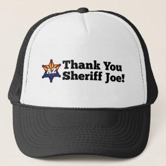 ジョー保安官ありがとう! キャップ