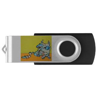 ジョー猫: 抜け目がないドライブ USBフラッシュドライブ