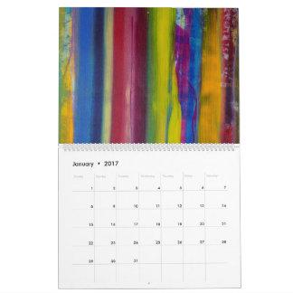 ジョーKOTAS 2017の壁掛けカレンダー カレンダー