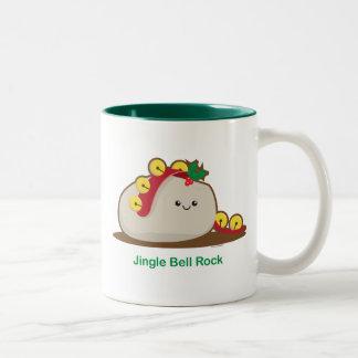 ジングルベルの石 ツートーンマグカップ