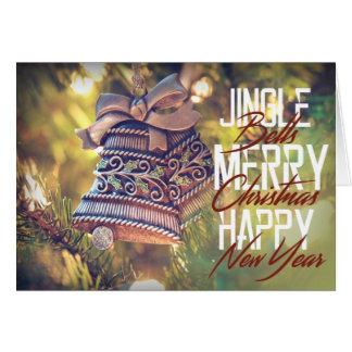 ジングルベル、メリークリスマス、ジングルベル カード