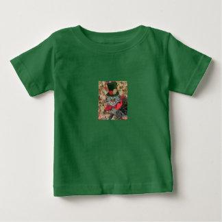 ジングル猫のコレクション ベビーTシャツ