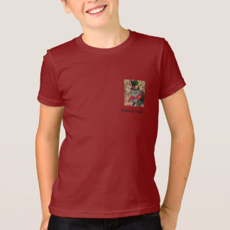 ジングル猫のコレクション Tシャツ