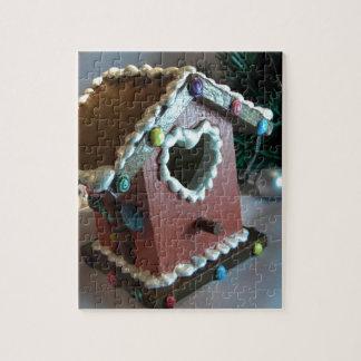 ジンジャーブレッドの巣箱I ジグソーパズル