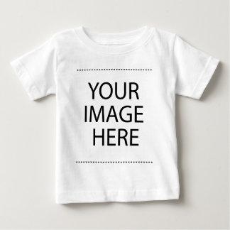 ジンジャーブレッドハウスのデザイン ベビーTシャツ
