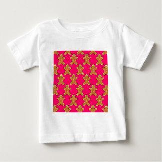 ジンジャーブレッドマン ベビーTシャツ