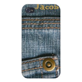 ジーンのポケット iPhone 4/4S カバー