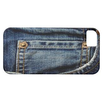 ジーンズのズボンポケット箱カバー iPhone SE/5/5s ケース
