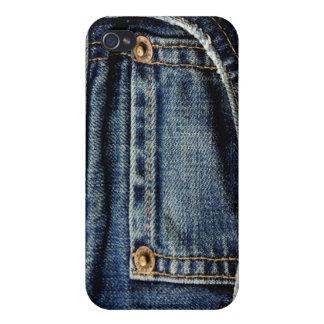 ジーンズのズボンポケットiPhone4箱カバーiphone 4 iPhone 4/4S Cover