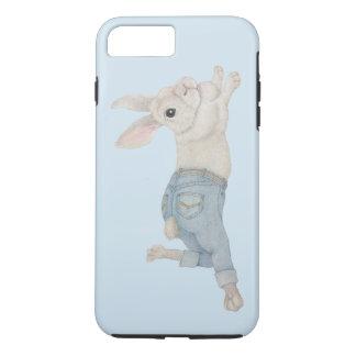 ジーンズのバニー iPhone 8 PLUS/7 PLUSケース