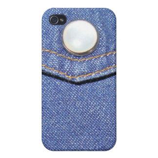 ジーンズの一見- iphone 4ケース iPhone 4 ケース