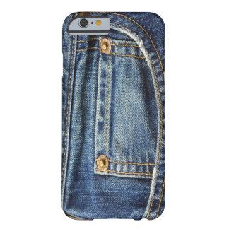 ジーンズのiPhone6ケース Barely There iPhone 6 ケース