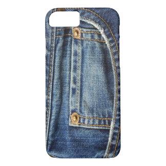 ジーンズのiPhone 7の場合 iPhone 8/7ケース