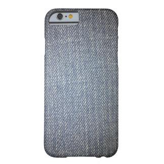 ジーンズ色のIphoneの場合 Barely There iPhone 6 ケース