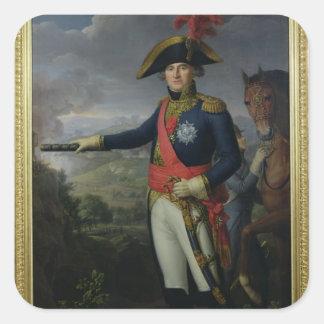 ジーンマチューPhilibert Serurier Comteのd'Empire スクエアシール
