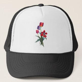 ジーンルイPrevostのチューリップの花束 キャップ