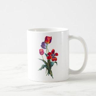 ジーンルイPrevostのチューリップの花束 コーヒーマグカップ