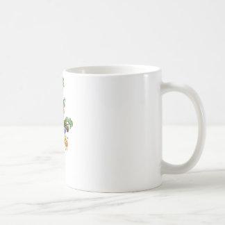 ジーンルイPrevostのラッパスイセンの花束 コーヒーマグカップ