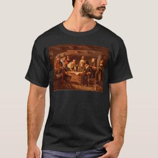 ジーンレオンGerome Ferris著Mayflowerのコンパクト Tシャツ