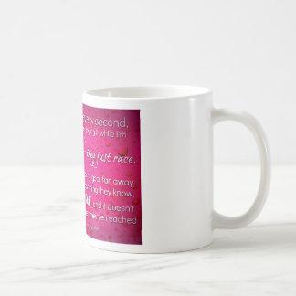 ジーン・ウェブスターの激しい引用文 コーヒーマグカップ