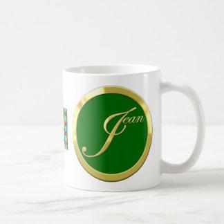 ジーン コーヒーマグカップ