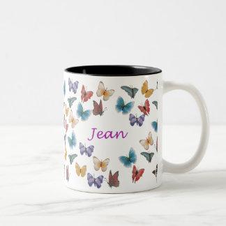 ジーン ツートーンマグカップ